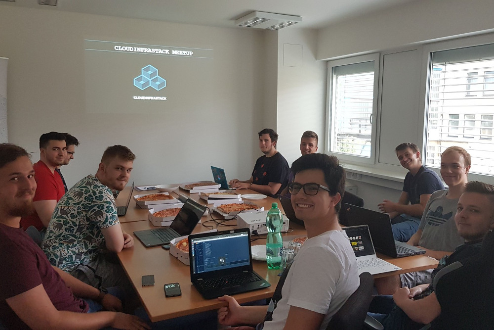 Cloudinfrastack Meeting